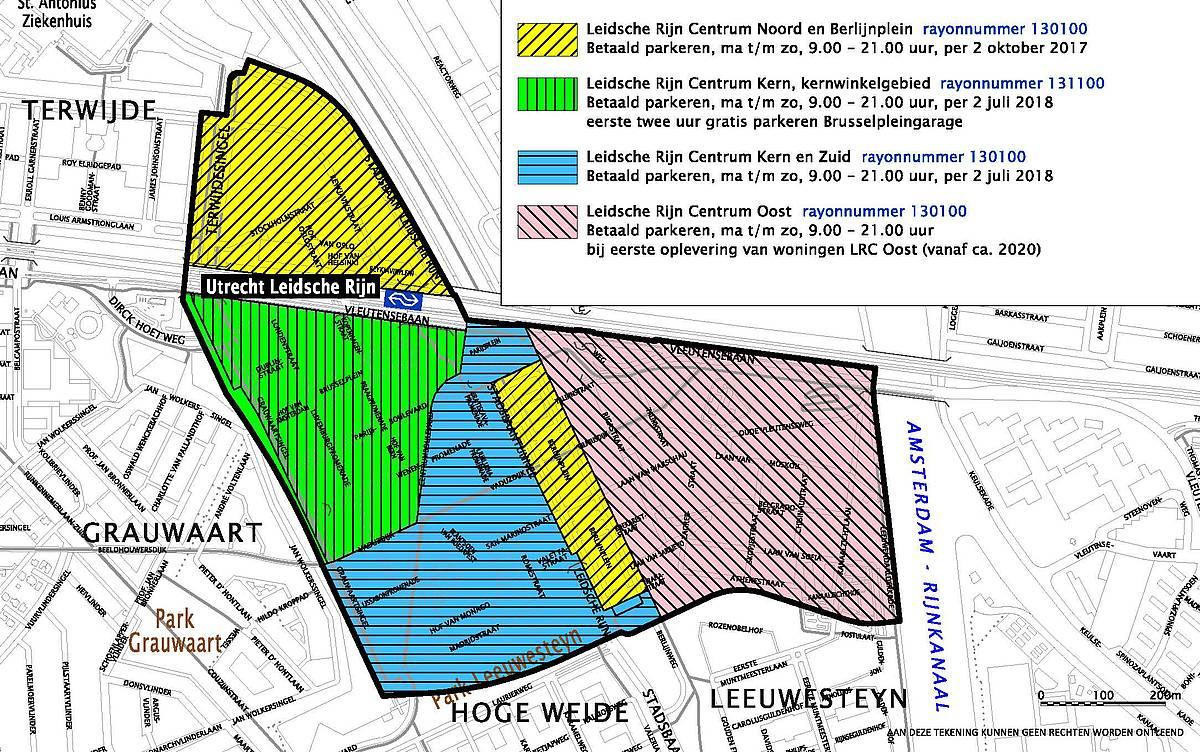 Leidsche Rijn Centrum Gemeente Utrecht