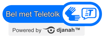 Bel met Teletolk. Powered by Djanah
