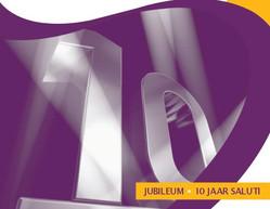 logo 10 jaar Saluti