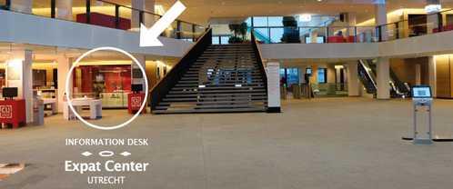 Expat center gemeente utrecht for Architecte desl definition